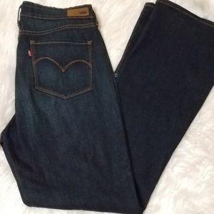 Levi's Denim Curve Jeans